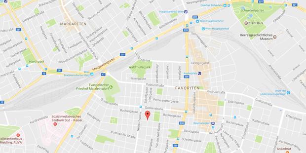 IS-Anhänger plante Anschlag in Wien