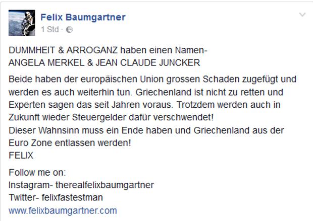 Baumgartner Merkel