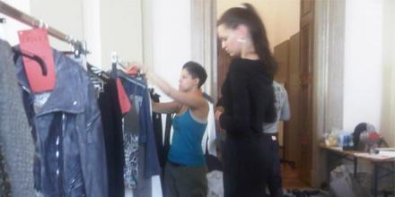Leading Ladies Vorbereitungen