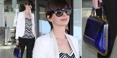 Anne Hathaways Plastik-Bag: Top oder Flop?