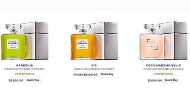 Chanel lanciert sein teuerstes Parfum