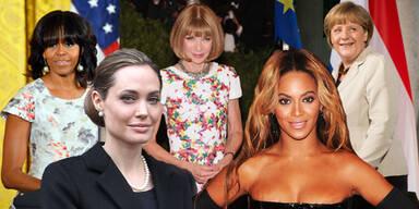 Forbes mächtigste Frauen 2013