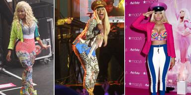 Nicki Minaj macht Leggings für dicke & dünne Frauen