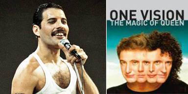 Freddie Mercury, One Vision - The Magic of Queen