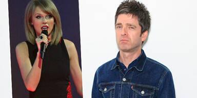 Noel Gallagher, Taylor Swift