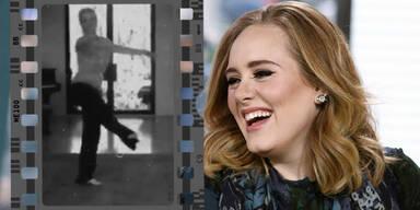 Britney Spears tanzt zu Adele