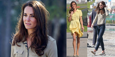 Kate wird immer dünner