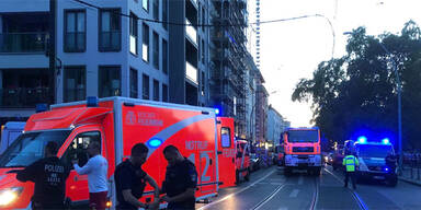 Unfall Berlin Mitte