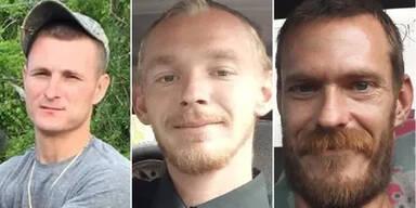 Wie in Horrorfilm: Drei Freunde auf Angel-Trip ermordet
