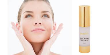 Neues Anti-Aging- Serum für glatte Haut