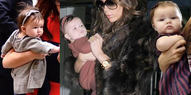 Harper landet auf Vogues Best Dressed-Liste
