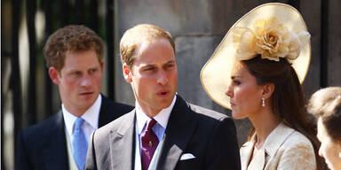 Prinz William flog von Best Dressed-Liste