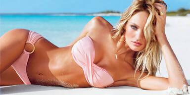 Bikini-Beauties heizen ein