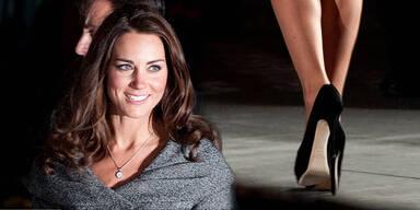 Nachwuchs-Designer kreieren Schuhe für Kate