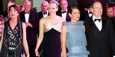 'Swinging London' Monaco Rose Ball 2012