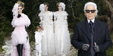Lagerfeld plädierte für Homo-Ehe