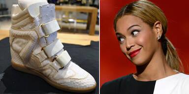 Beyoncé ließ Luxus-Sneakers anfertigen