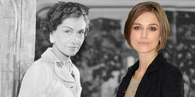 Keira Knightley spielt Coco Chanel