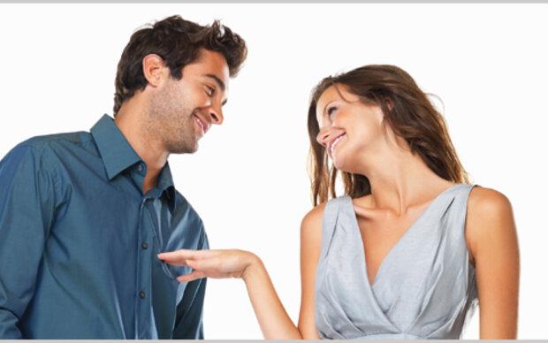 Flirtende Frauen profitieren im Geschäftsleben