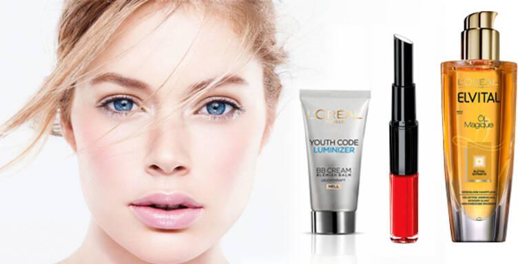 L'Oréal Paris Beauty-Produkte