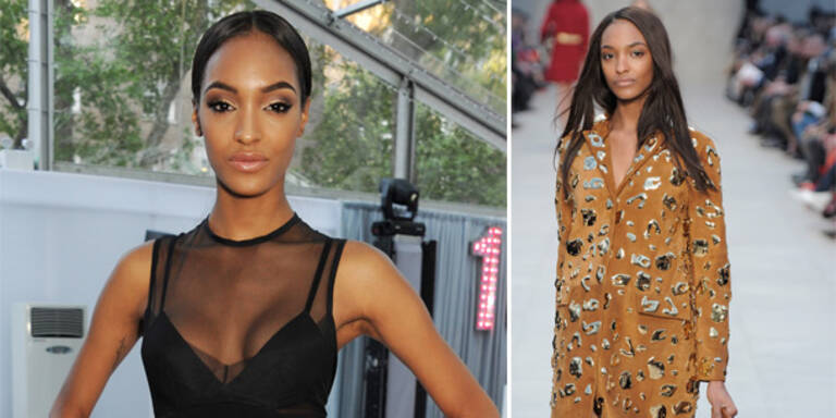 Jourdan Dunn von Dior abgelehnt wegen 'großer Brüste'