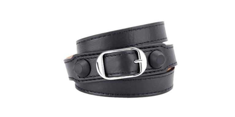 Leder-Armband von Balenciaga gewinnen!