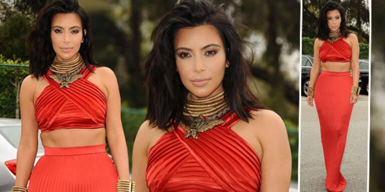 Kim Kardashian: Kleopatra & neuer Hairstyle