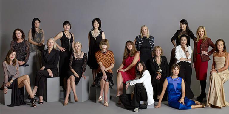 Die mächtigsten Frauen der Mode-Branche