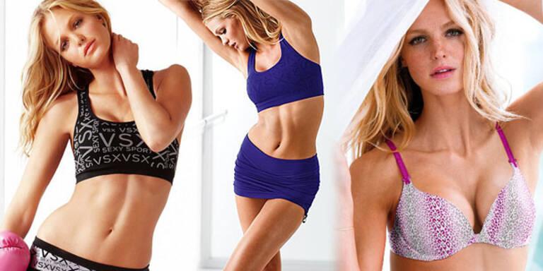Victoria's Secret-Engel verrät ihre Bikini Body-Tricks