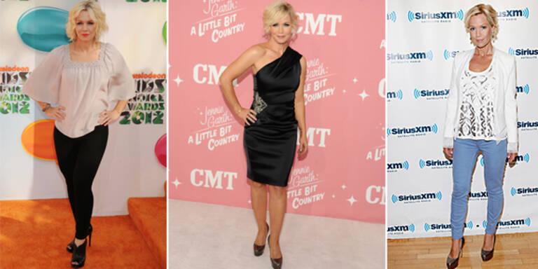 Jennie Garth: Auf Size Zero geschrumpft