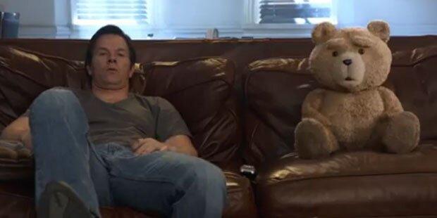 Teddy-Bär flucht auf Österreichisch