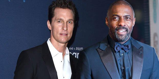 Elba & McConaughey in