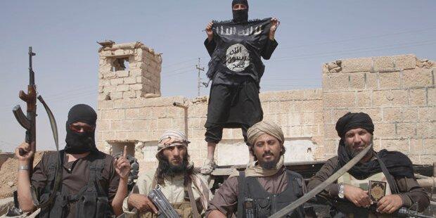 ISIS-Kämpfer enthaupten 4-jähriges Mädchen