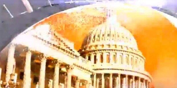 Irrer Kim lässt Bomben auf Washington regnen