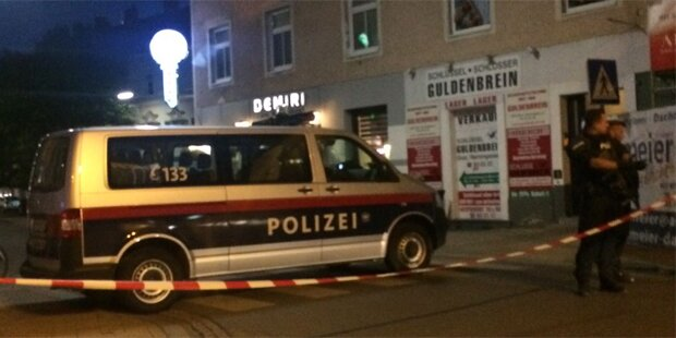 Bombendrohung: Polizei-Großeinsatz in Graz