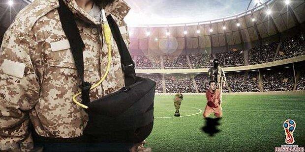 IS droht mit Anschlägen bei WM