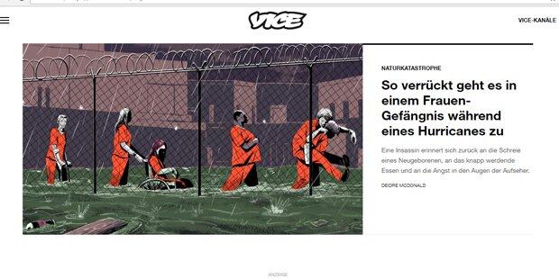 Alle kündigen: Redaktions-Protest bei 'Vice Austria'