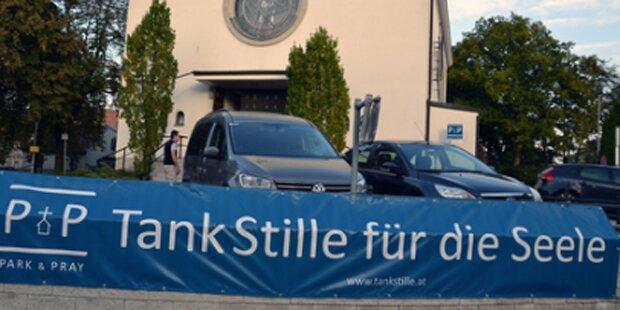 Wer in die Kirche geht, darf gratis parken