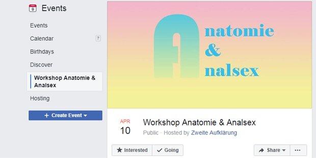 Analsex-Workshop an Uni Wien erregt freiheitliche Studenten