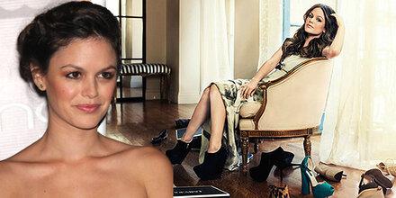 Rachel Bilson designt Schuhe