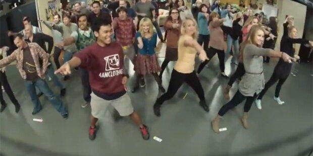 Flashmob am