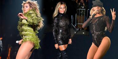 Beyoncé ist Frauenrechtlerinnen zu sexy
