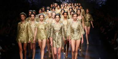 Modewelt zieht von London nach Mailand weiter