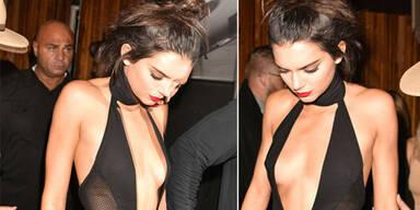 Kendall Jenner: Geburtstags-Party mit den Stars