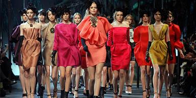 Alle Fashionweeks auf einen Blick