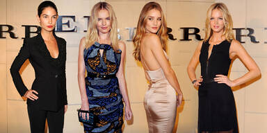 """""""Burberry Body"""" Launch Party 2011"""