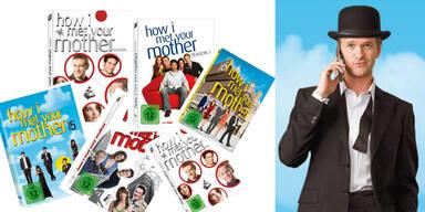 How I Met Your Mother-Staffeln gewinnen