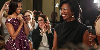Die Lieblings-Designerin der First Lady