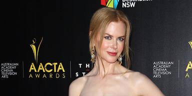 Nicole Kidman macht Schluss mit Botox