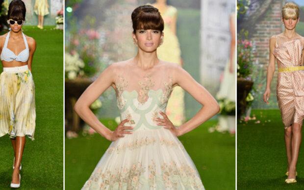 Berlin Fashion Week: Auftakt mit Lena Hoschek